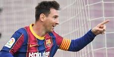 Messi vor Unterschrift: Gehalt, Laufzeit durchgesickert