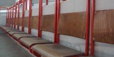 5.500 Stühle ausFerry-Dusika-Stadion suchen nun Käufer