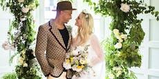 2 Hochzeiten - Spice-Girl und Vuitton-Erbe