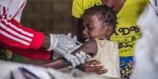 WHO warnt:23 Millionen Kinder verpassten Impfungen