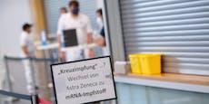 """""""Gefährlicher Trend"""" – davor warnt WHO bei Kreuzimpfung"""