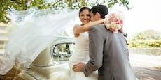 Trotz Pandemie derzeit Boom bei Hochzeiten