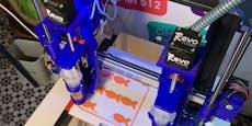 Startup angelt mit Lachs aus dem 3D-Drucker Kunden