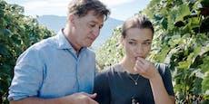 Tobias Moretti steht erstmals mit  Tochter vor Kamera