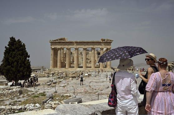 Urlauber müssen auch in Griechenland jederzeit mit neuen Maßnahmen rechnen.