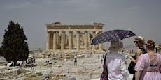 Griechenland verschärft Corona-Regeln – auch für Touris