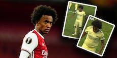 Arsenal-Star schleppt zu viele Kilos über den Platz