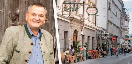 Für die Vermittlung eines Kochs kann man beim Klosterhof in Linz 500 Euro kassieren.