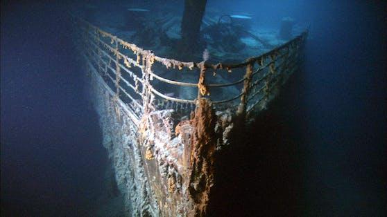 ImApril 1912 versank die Titanic im Atlantischen Ozean. Rund 150 Jahre später wird das bekannteste Schiff der Welt endgültig verschwunden sein.
