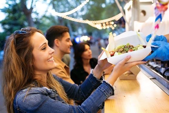 Das EUROPEAN STREET FOOD FESTIVAL gastiert in Kirchdorf an der Krems.