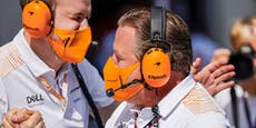 Corona-Alarm! McLaren meldet vor Heimrennen drei Fälle