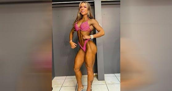 Odalis Santos Mena war eine Fitness-Influencerin.