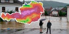 Wetter extrem – von der Dürre direkt ins Hochwasser