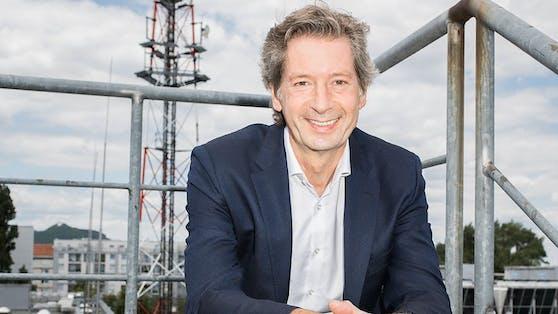 """""""Basierend auf einem gemeinsamen neuen Core-Netz werden wir in wenigen Monaten den kommerziellen Betrieb von 5G Standalone starten"""", soDrei-CTO Matthias Baldermann."""