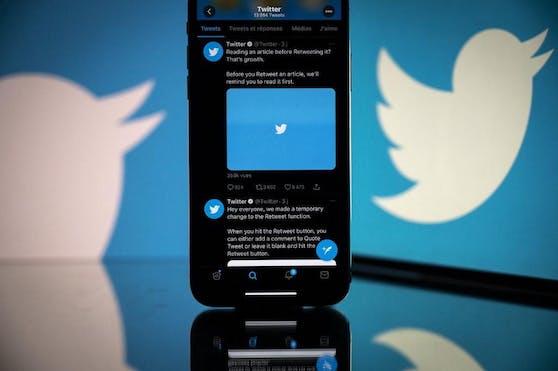 """Will die Funktionen """"Super Follows"""" und """"Ticketed Spaces"""" einführen: Twitter. (Archivbild)"""