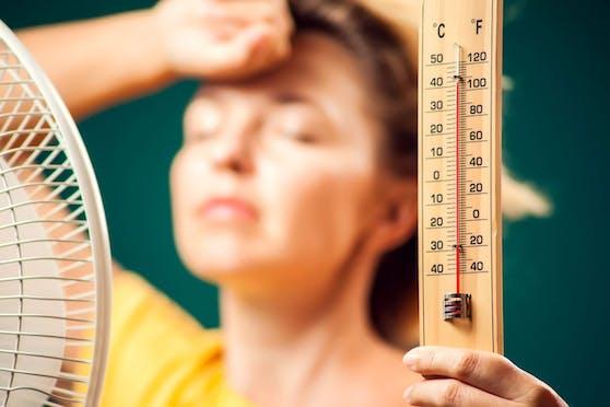 Extreme Hitze hat Auswirkungen auf Geist und Körper.