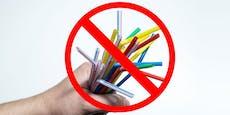 Plastik-Strohhalme ab jetzt verboten! Die Alternativen