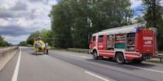 Crash auf S5 fordert einen Toten und drei Verletzte