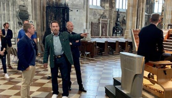 """A riiiiesige Orgel"""