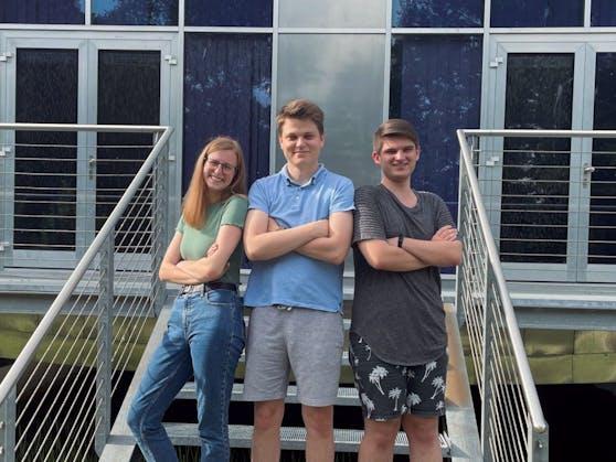 Ein Team der FH Hagenberg hat eine einfache App für den Grünen Pass entwickelt.