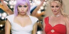 """Handelt Miley Cyrus """"Black Mirror"""" Episode von Britney?"""