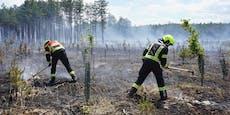 Waldbrand-Verordnung: 7.270 Euro Strafe drohen