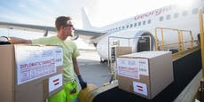 Österreich schenkt Georgien 5.000 Impfdosen
