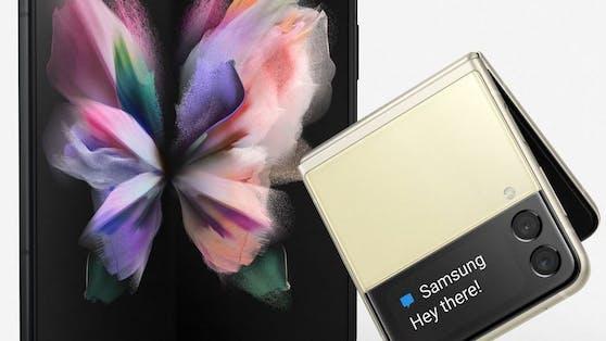 Fotos durchgesickert: das neue Samsung Galaxy Fold 3 und Flip 3