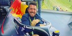 Hirscher zu breit für ein Formel-1-Cockpit