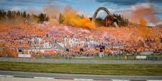 132.000 Fans feierten in Spielberg Formel-1-Party
