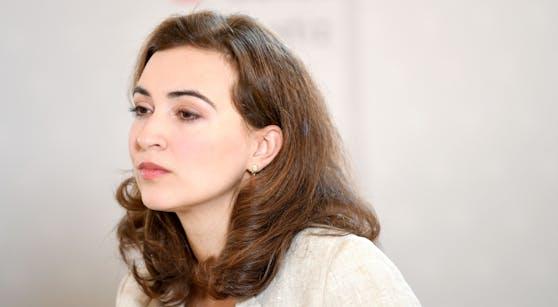 Justizministerin Alma Zadic (Grüne).