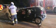 21-Jähriger stirbt bei schwerem Verkehrsunfall auf A2