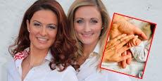 Sigrid und Marina: Schlager-Star heimlich Mama geworden