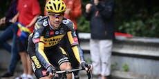 Top-Favorit muss bei der Tour de France aufgeben