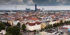 Wien fast Corona-frei – diese Bezirke hinken hinterher