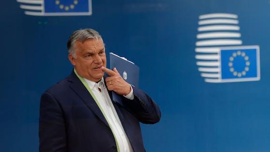 """Reporter ohne Grenzen (RSF) publiziert regelmäßig eine Liste der """"Feinde der Pressefreiheit"""". Auch Ungarns Premier befindet sich nun darauf."""