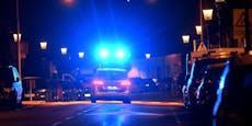 Wiener verprügelt Ex, erzählt Polizei sie sei gestürzt