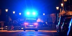Polizeihunde, Heli: Beamte fassen Wiener Einbrecher