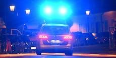 Massenschlägerei in Landstraße endet mit Festnahme
