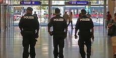 Brutale Attacke am Praterstern – Polizisten im Spital