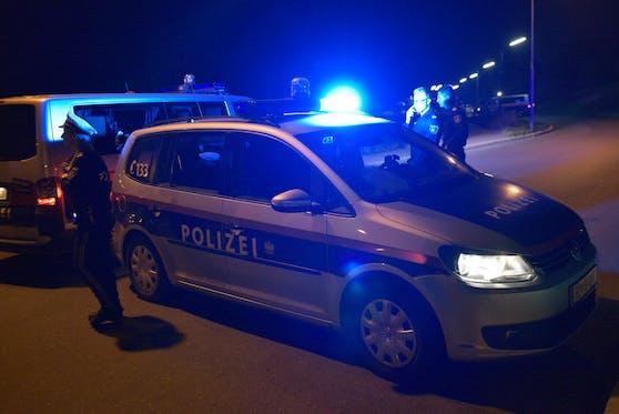 Die Polizei musste am Montag in Wien-Floridsdorf ausrücken. Symbolbild.
