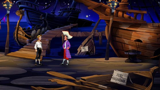 Prime-Mitglieder können LucasArts Point&Click-Klassiker wie The Secret of Monkey Island: Special Edition, Sam & Max: Hit The Road und Indiana Jones and the Fate of Atlantis genießen