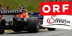 Formel 1: ORF gewinnt Quoten-Duell gegen ServusTV