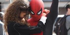 """""""Spider-Man"""" Holland und Zendaya beim Turteln erwischt"""