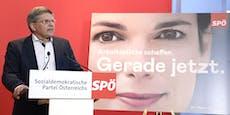 """SPÖ-Ruf: """"Jobs schaffen statt Arbeitslose schikanieren"""""""