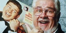 Schlager-Ikone Bill Ramsey mit 90 Jahren gestorben