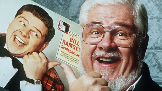 Bill Ramsey ist im Alter von 90 Jahren gestorben.