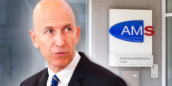 Arbeitsminister Martin Kocher will das AMS-Regeln für Arbeitslose schärfer sanktionieren.