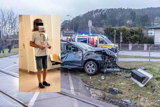 Zugunfall und der Angeklagte