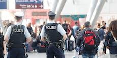 Messer-Attacke am Flughafen Düsseldorf – Täter flüchtig